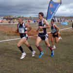 Atletas corriendo
