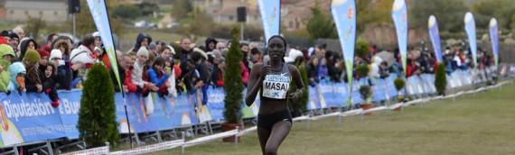 Linet Masai intentará resarcirse de la inoportuna caída que le impidió disputar el triunfo a la etíope Hiwot en 2012