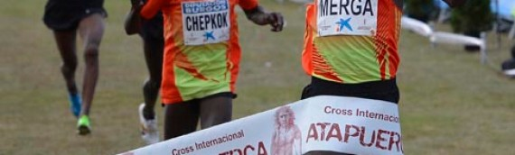 Imane Merga, protagonista del vídeo promocional del XV Cross Atapuerca