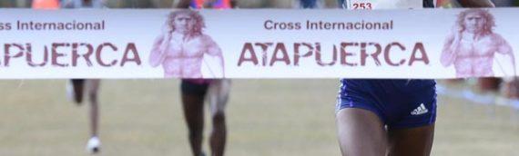 La etíope Senbere Teferi gana el cross de Atapuerca