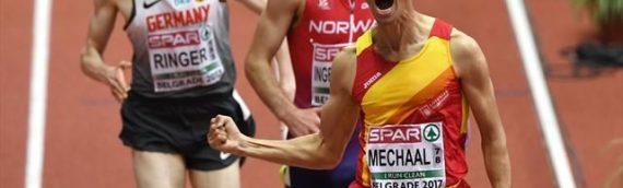 Todos los campeones de España de pista, desde los 1.500 hasta los 10.000, se citan en Atapuerca