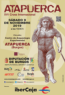 Cartel del Cross de Atapuerca